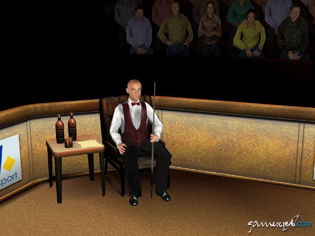 World Championship Snooker 2003  Archiv - Screenshots - Bild 5