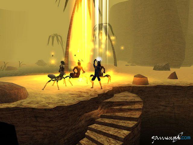 Neverwinter Nights: Shadows of Undrentide  Archiv - Screenshots - Bild 10