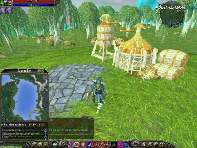Asheron's Call 2 - Screenshots - Bild 5