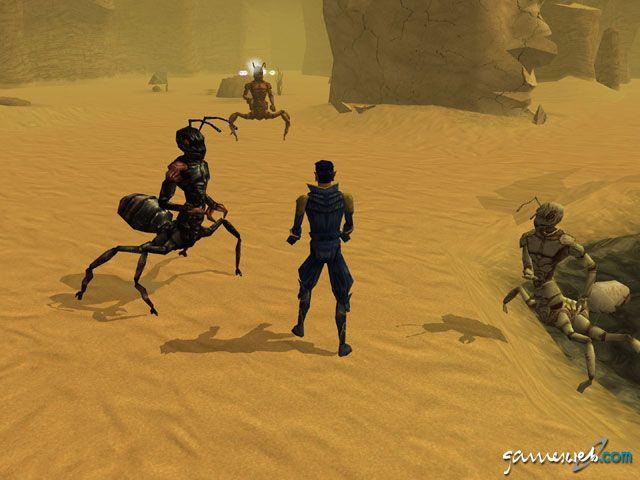 Neverwinter Nights: Shadows of Undrentide  Archiv - Screenshots - Bild 3