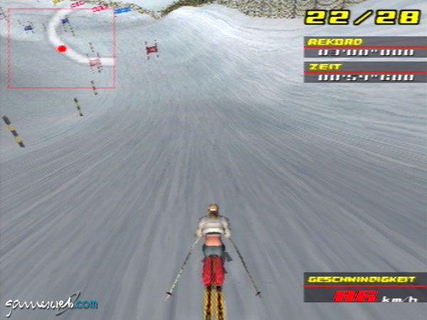 Alpine Racer 3 - Screenshots - Bild 12