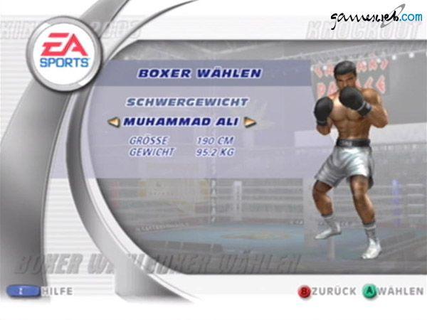 Knockout Kings 2003 - Screenshots - Bild 10