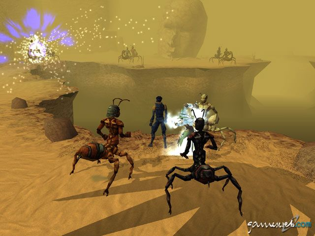 Neverwinter Nights: Shadows of Undrentide  Archiv - Screenshots - Bild 14