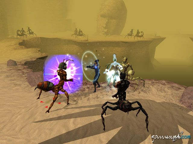 Neverwinter Nights: Shadows of Undrentide  Archiv - Screenshots - Bild 13
