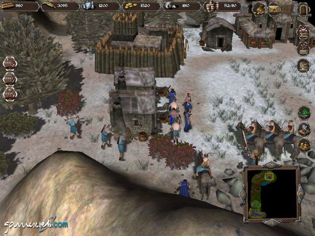 Highland Warriors - Screenshots - Bild 10