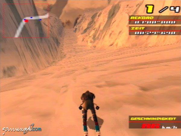Alpine Racer 3 - Screenshots - Bild 6