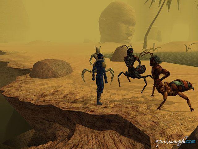 Neverwinter Nights: Shadows of Undrentide  Archiv - Screenshots - Bild 6