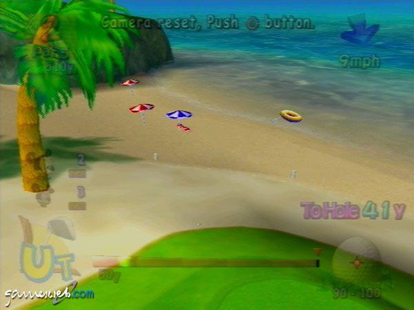 Disney Golf - Screenshots - Bild 5
