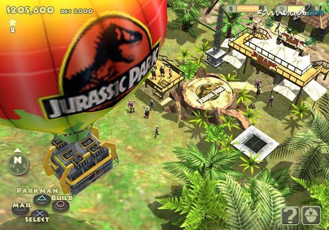 Jurassic Park: Operation Genesis - Screenshots - Bild 1