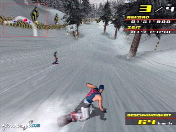 Alpine Racer 3 - Screenshots - Bild 16