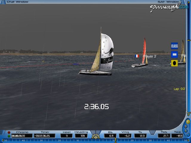 Virtual Skipper 2 - Screenshots - Bild 14