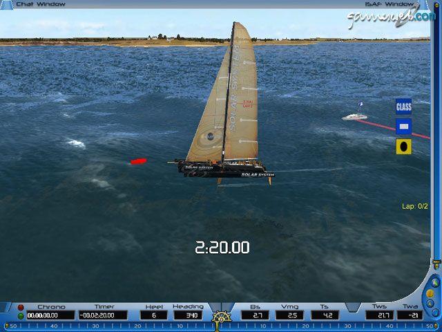 Virtual Skipper 2 - Screenshots - Bild 11