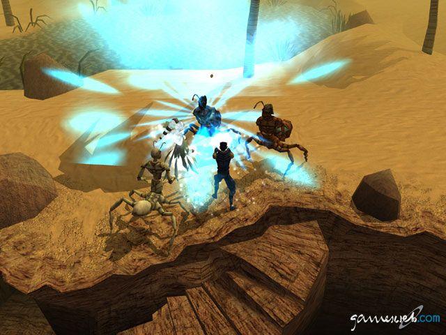Neverwinter Nights: Shadows of Undrentide  Archiv - Screenshots - Bild 11