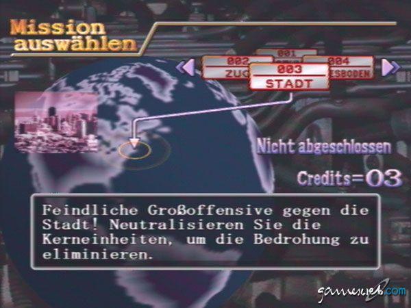 Contra: Shattered Soldier - Screenshots - Bild 3