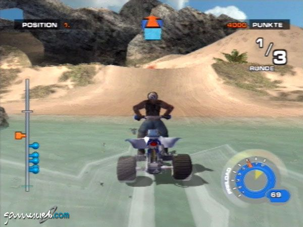 ATV: Quad Power Racing 2 - Screenshots - Bild 17