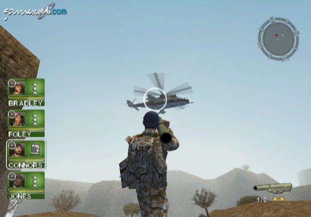 Conflict: Desert Storm  Archiv - Screenshots - Bild 8
