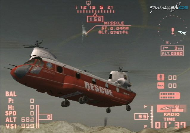 Choplifter: Search & Rescue  Archiv - Screenshots - Bild 11
