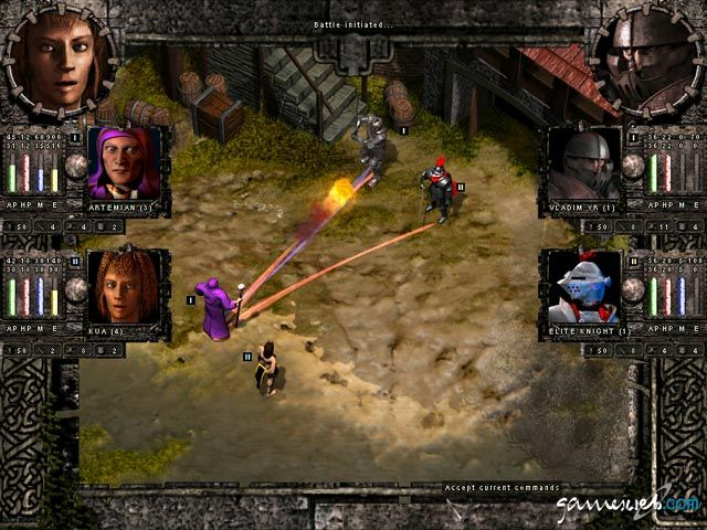Empire of Magic - Screenshots & Artworks Archiv - Screenshots - Bild 4