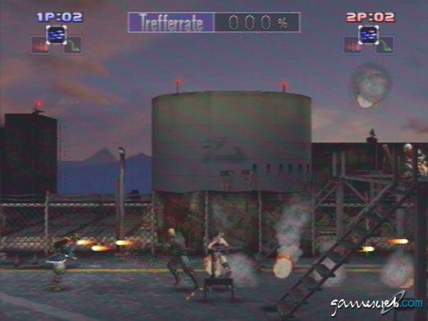 Contra: Shattered Soldier - Screenshots - Bild 6
