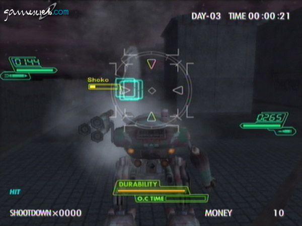 Phantom Crash - Screenshots - Bild 9