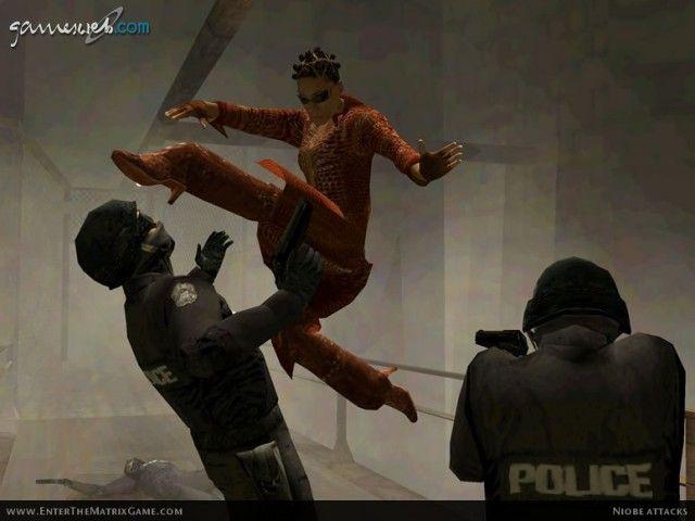 Enter the Matrix  Archiv - Screenshots - Bild 34
