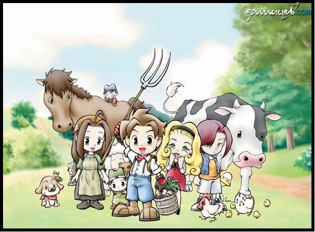 Harvest Moon: A Wonderful Life  Archiv - Screenshots - Bild 37