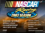 NASCAR Racing Season 2003 - Screenshots - Bild 2