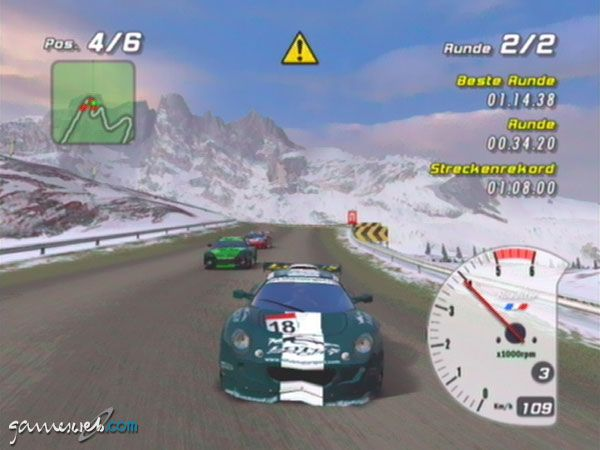 Racing Evoluzione - Screenshots - Bild 4