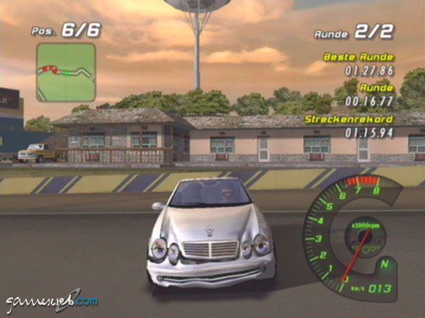 Racing Evoluzione - Screenshots - Bild 17