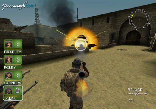 Conflict: Desert Storm  Archiv - Screenshots - Bild 9