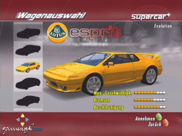 Racing Evoluzione - Screenshots - Bild 18