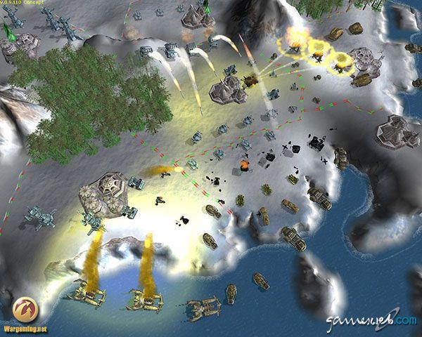 Massive Assault  Archiv - Screenshots - Bild 23