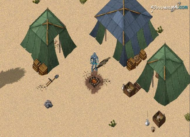 Ultima Online: Age of Shadows  Archiv - Screenshots - Bild 16