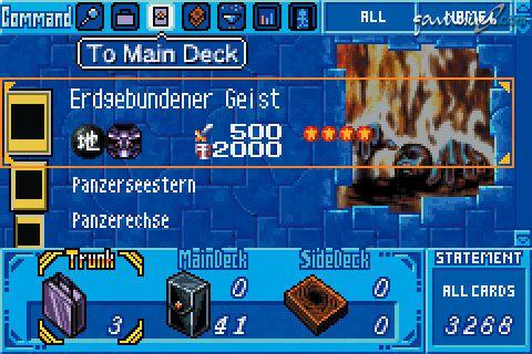 Yu-Gi-Oh! Worldwide Edition: Stairway to the Destined Duel  Archiv - Screenshots - Bild 4