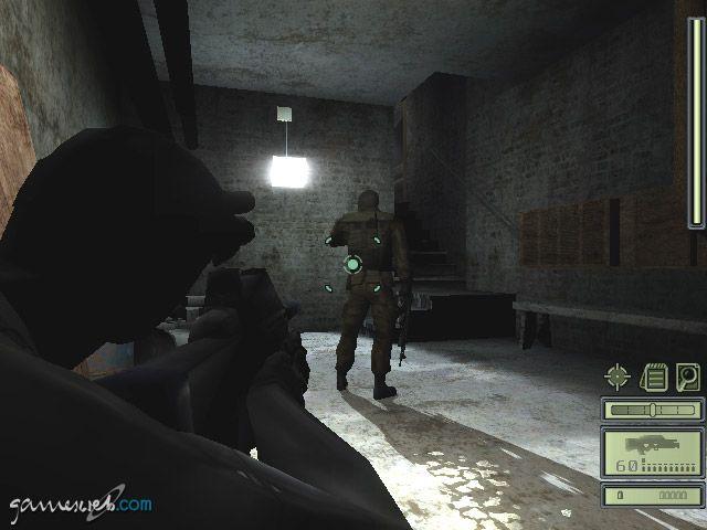 Splinter Cell - Screenshots: Bonus-Level: Vselka Infiltration Archiv - Screenshots - Bild 24