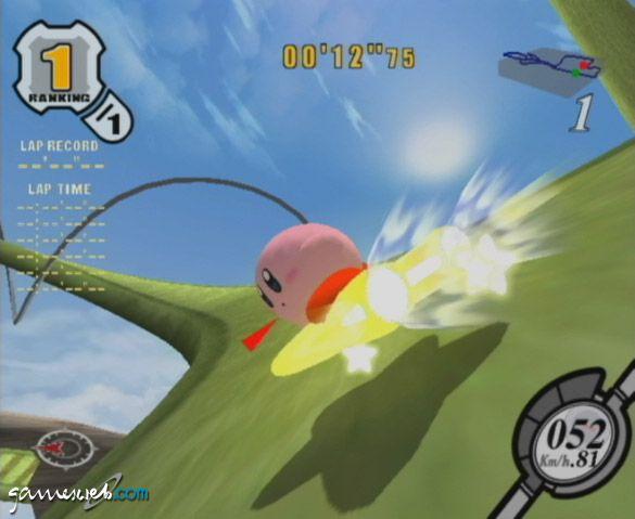 Kirby's Air Ride  Archiv - Screenshots - Bild 33