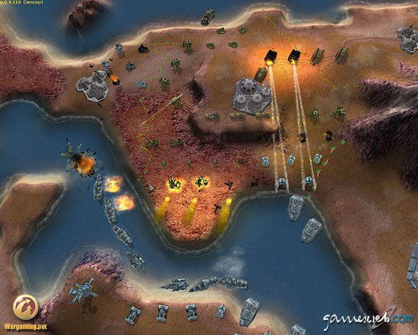 Massive Assault  Archiv - Screenshots - Bild 21