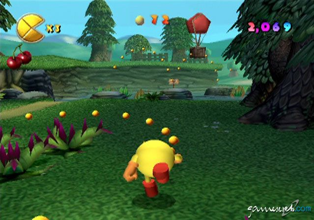 Pac-Man World 2 - Screenshots - Bild 3