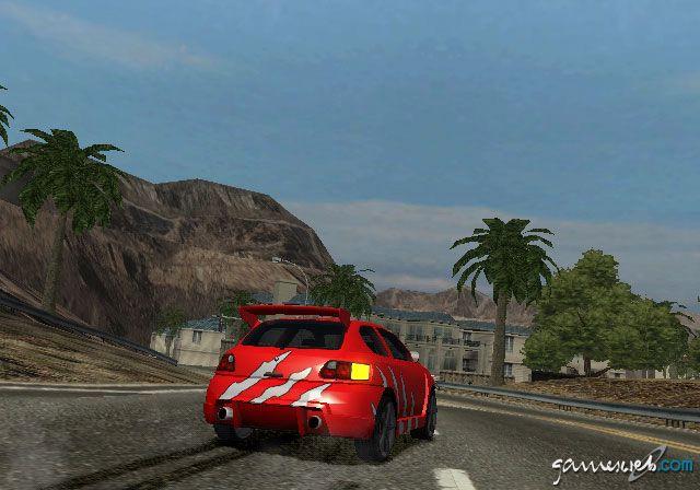 Burnout 2: Point of Impact  Archiv - Screenshots - Bild 3