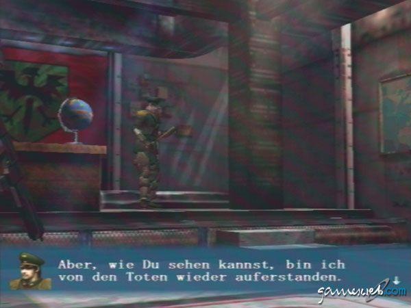 Contra: Shattered Soldier - Screenshots - Bild 12