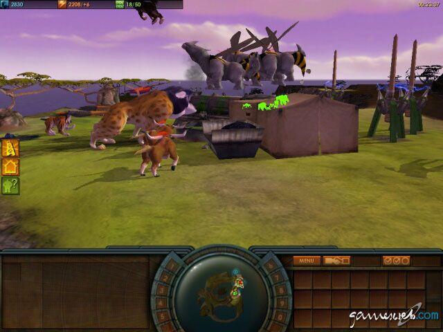 Impossible Creatures - Screenshots - Bild 19