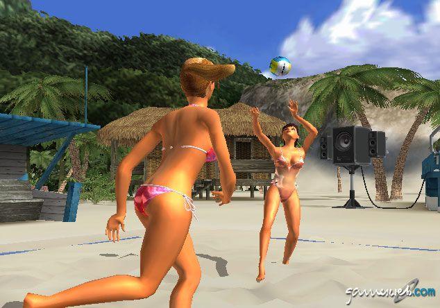 Beach Volleyball  Archiv - Screenshots - Bild 34