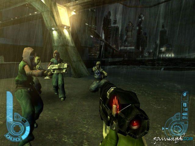Judge Dredd: Dredd vs. Death  Archiv - Screenshots - Bild 17
