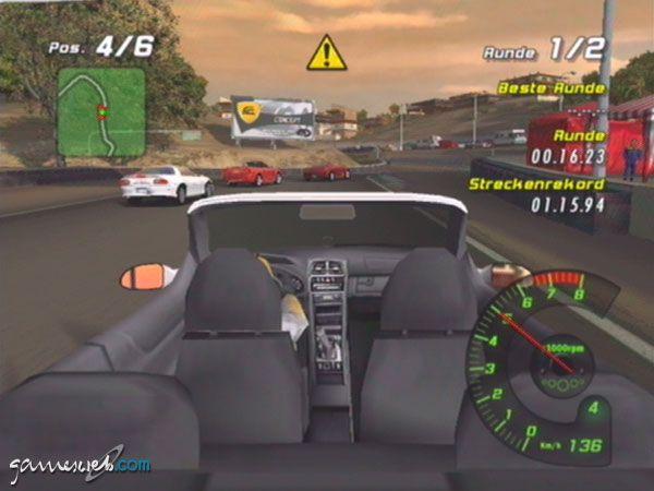 Racing Evoluzione - Screenshots - Bild 14