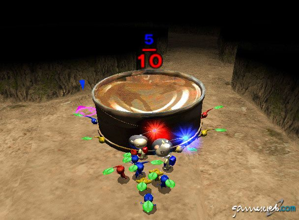 Pikmin 2  Archiv - Screenshots - Bild 32