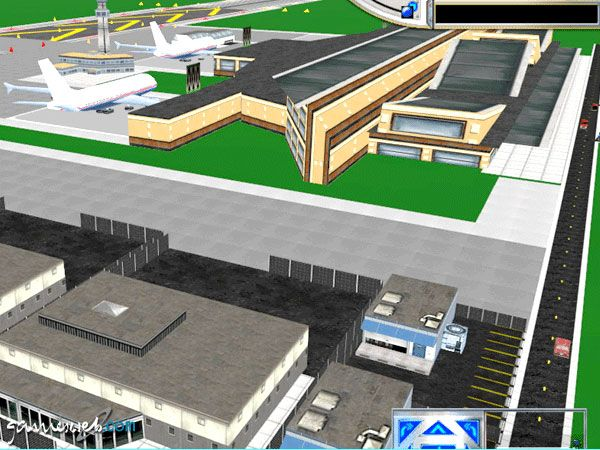 Airport Tycoon 2  Archiv - Screenshots - Bild 5