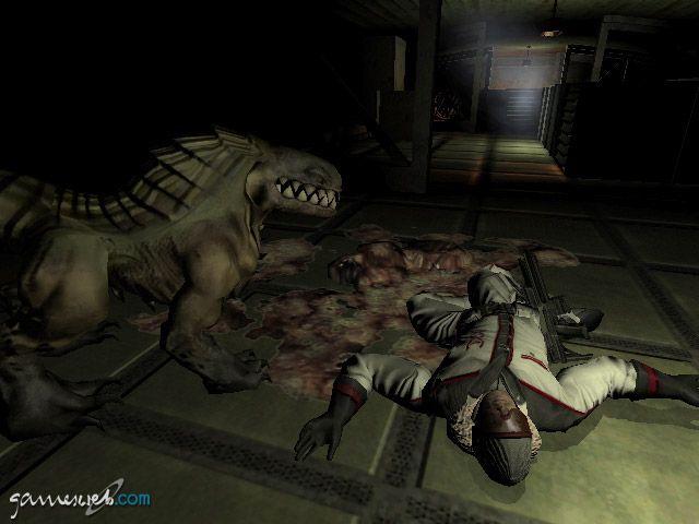 Deus Ex: Invisible War  Archiv - Screenshots - Bild 39