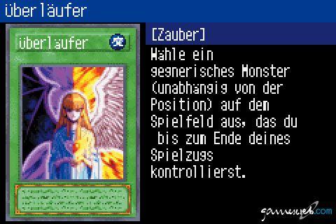 Yu-Gi-Oh! Worldwide Edition: Stairway to the Destined Duel  Archiv - Screenshots - Bild 5