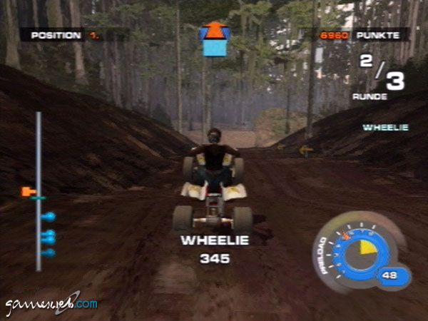 ATV: Quad Power Racing 2 - Screenshots - Bild 4