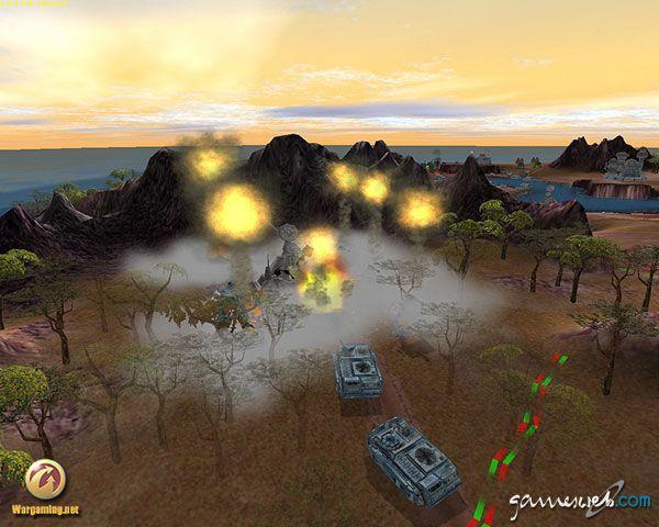 Massive Assault  Archiv - Screenshots - Bild 19